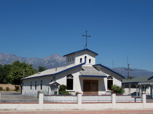 [Saint Spyridon Greek Orthodox Church]
